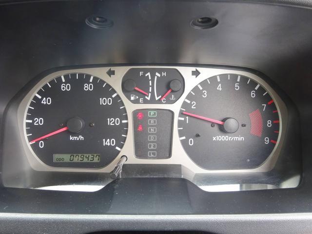 XR 中期 4WD 禁煙車 社外アルミ CD 電格ミラー(9枚目)