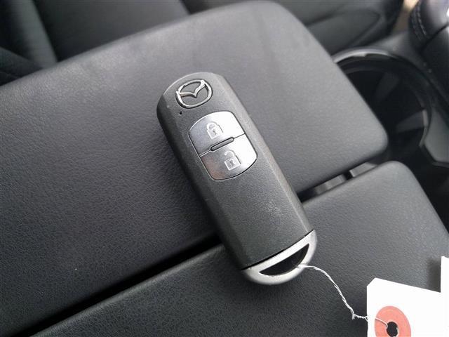 【スマートキー】鍵を取り出す必要がないので非常に便利です。