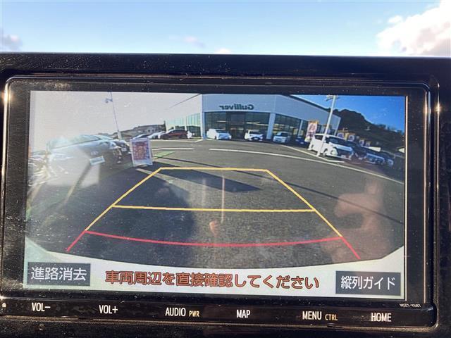ハイブリッドG Z 純正メモリナビ/Bluetooth接続/フルセグTV/DVD再生可/バックカメラ/ETC2.0/クリアランスソナー/スマートキー/スペアキー/革巻きステアリング/社外4本出しマフラー【GANADOR】(3枚目)