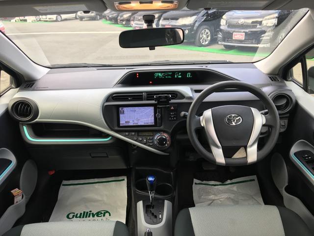 S 純正SDナビ Bluetooth CD DVD フルセグTV ETC キーレスエントリー EVモード オートエアコン ヘッドライトレベライザー 電動格納ミラー(4枚目)