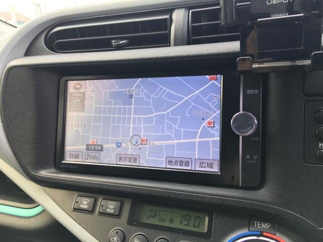 S 純正SDナビ Bluetooth CD DVD フルセグTV ETC キーレスエントリー EVモード オートエアコン ヘッドライトレベライザー 電動格納ミラー(5枚目)