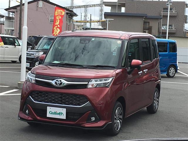 「トヨタ」「タンク」「ミニバン・ワンボックス」「三重県」の中古車8