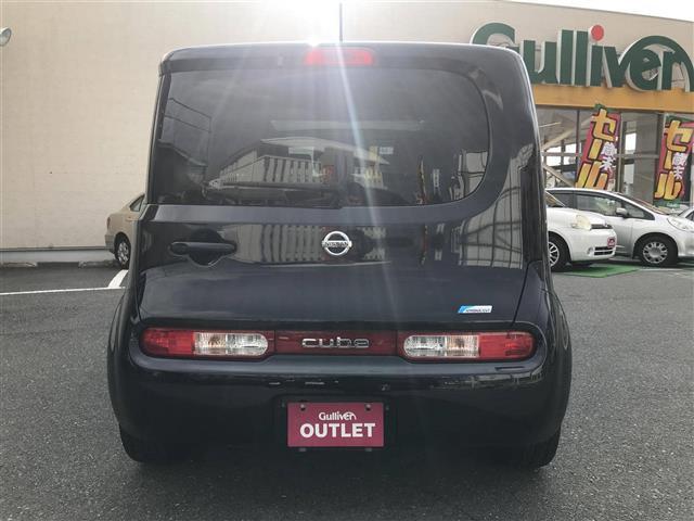 「日産」「キューブ」「ミニバン・ワンボックス」「三重県」の中古車8