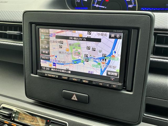 ■パナソニック製スズキ純正ナビ・ワンセグTV♪
