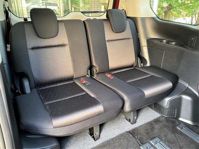 ■サードシート こちらも汚れ使用感無く大変きれいにお使いです♪