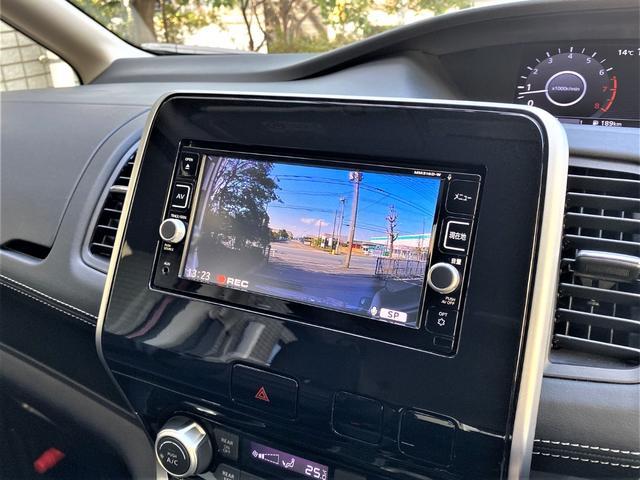 ■フルHDドライブレコーダー♪ ナビゲーション画面に画像が映し出されます