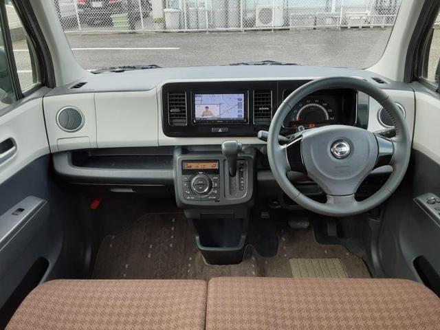 X FOUR 社外 HDDナビ/ヘッドランプ HID/ETC/EBD付ABS/TV/エアバッグ 運転席/エアバッグ 助手席/アルミホイール/パワーウインドウ/キーレスエントリー/オートエアコン 4WD 盗難防止装置(4枚目)