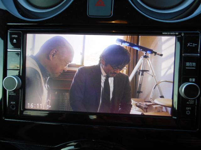 X 純正SDナビ エマブレ フルセグ アイドリングストップ(9枚目)