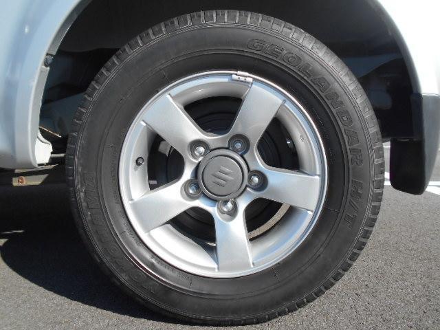 ベースグレード 4WD 5速マニュアル ターボ キーレス(18枚目)