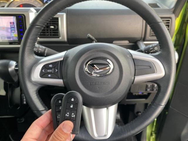 GターボSA3 社外 7インチ メモリーナビ/車線逸脱防止支援システム/パーキングアシスト バックガイド/ヘッドランプ LED/EBD付ABS/横滑り防止装置/アイドリングストップ/TV LEDヘッドランプ(11枚目)