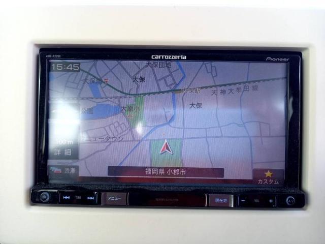L 社外 7インチ メモリーナビ/ETC/EBD付ABS/横滑り防止装置/アイドリングストップ/TV/エアバッグ 運転席/エアバッグ 助手席/パワーウインドウ/キーレスエントリー/シートヒーター 前席(9枚目)