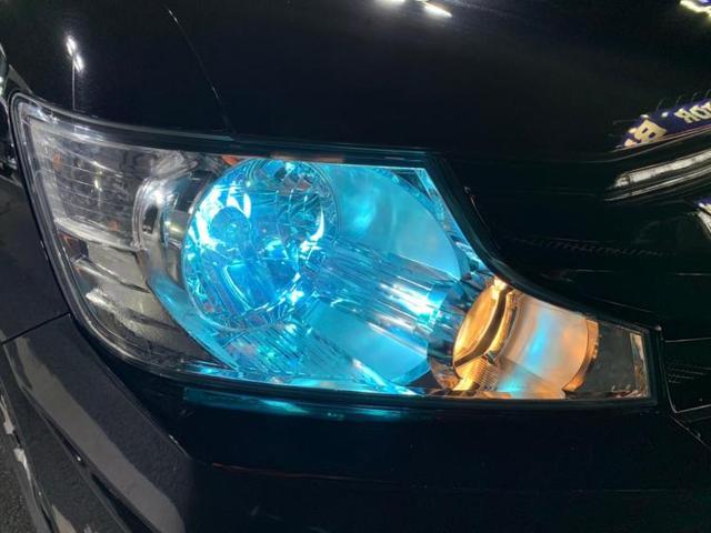 G・Eセレクション 社外エアロ/両側電動スライドドア/ビルトインETC フルエアロ 禁煙車 HIDヘッドライト 盗難防止装置 アイドリングストップ(18枚目)