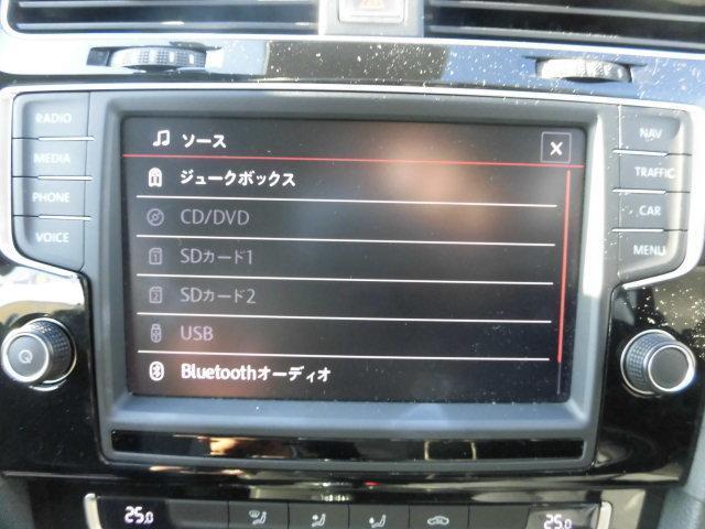 TSIハイラインブルーモーションテクノロジー 純正ナビ(11枚目)