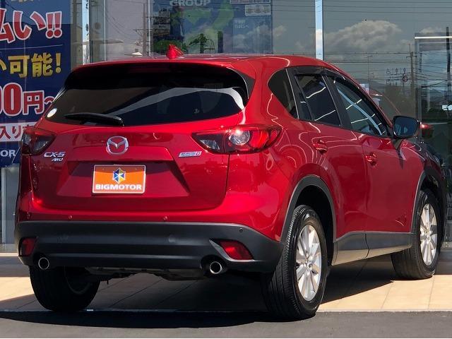 マツダ CX-5 XDプロアクティブ 4WD