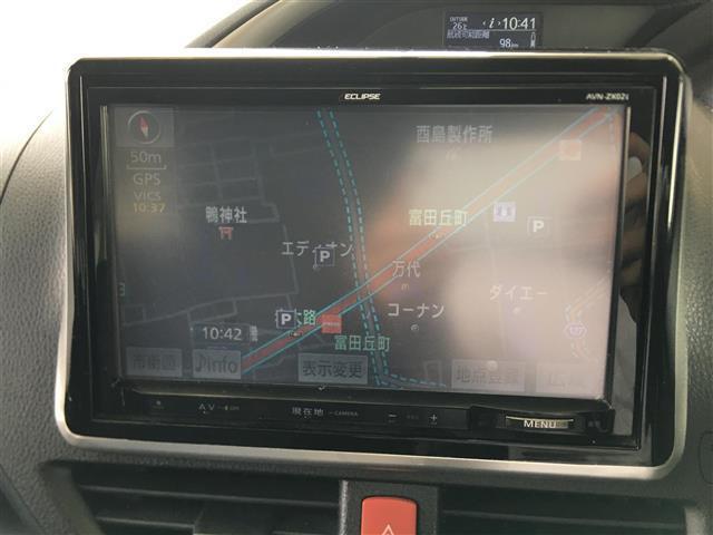 ZS 煌 社外メモリナビ フルセグ ドライブレコーダー(5枚目)
