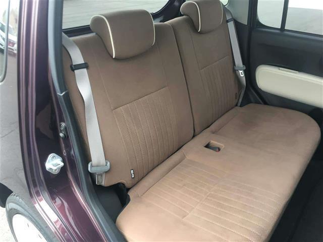 【2列目】後部座席も十分な広さを確保!!大人がしっかり乗っていただける広さです☆