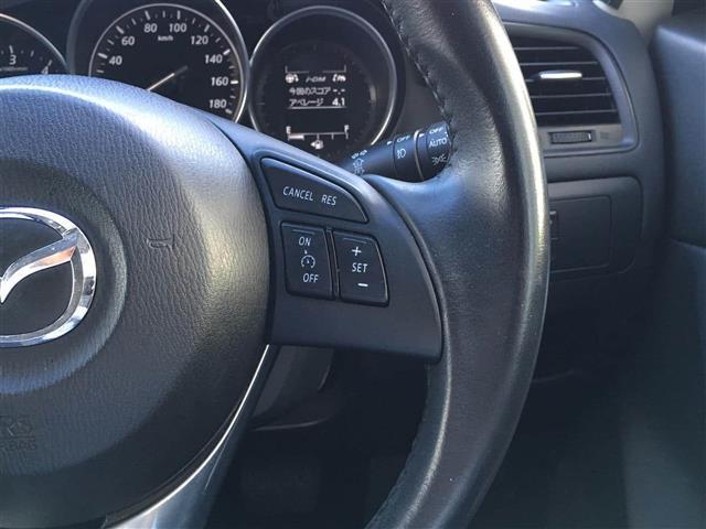 【クルーズコントロール】速度を自動的にキープ。ロングドライブを快適にサポートしてくれます♪