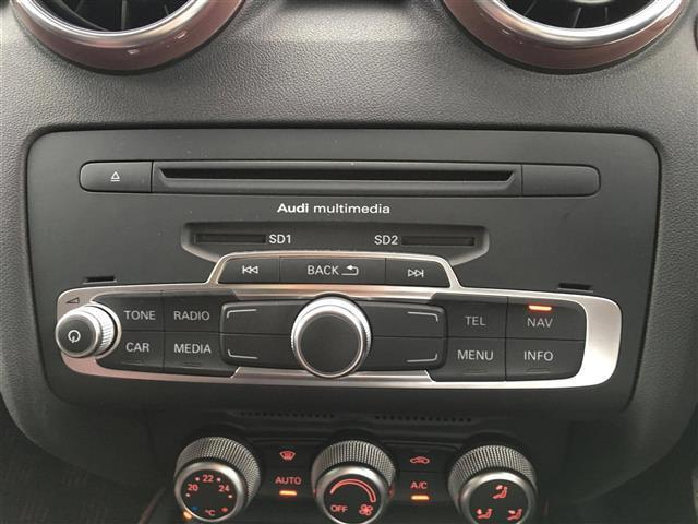 アウディ アウディ A1スポーツバック SB 1.4TFSI シリンダーオンデマンド 純正HDDナビ