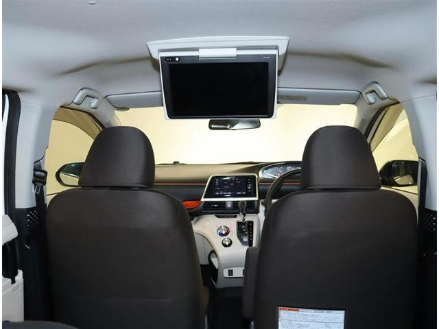ハイブリッドG フルセグ DVD再生 後席モニター バックカメラ 衝突被害軽減システム ETC 両側電動スライド LEDヘッドランプ ウオークスルー 乗車定員6人 3列シート ワンオーナー フルエアロ(8枚目)