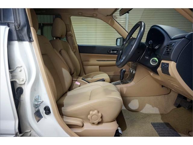 X20 L.L.Beanエディション 禁煙車 レザーシート シートヒーター(5枚目)