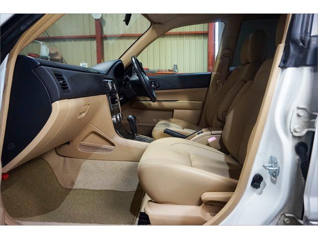 X20 L.L.Beanエディション 禁煙車 レザーシート シートヒーター(8枚目)