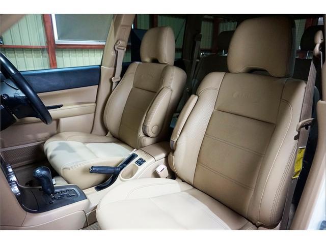 X20 L.L.Beanエディション 禁煙車 レザーシート シートヒーター(9枚目)