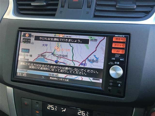 「日産」「シルフィ」「セダン」「青森県」の中古車4