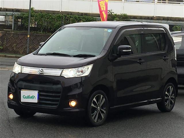 「スズキ」「ワゴンRスティングレー」「コンパクトカー」「島根県」の中古車6