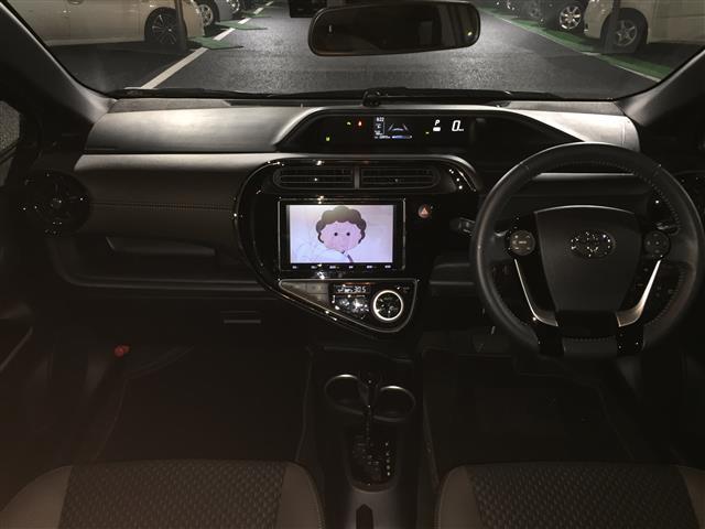 「トヨタ」「アクア」「コンパクトカー」「島根県」の中古車3