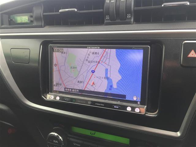 「トヨタ」「オーリス」「コンパクトカー」「島根県」の中古車4