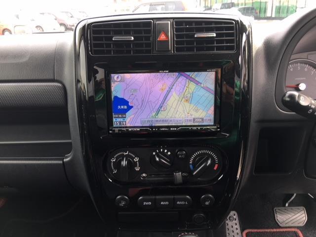 クロスアドベンチャー 4WD ナビ 地デジ ETC 2インチ(4枚目)
