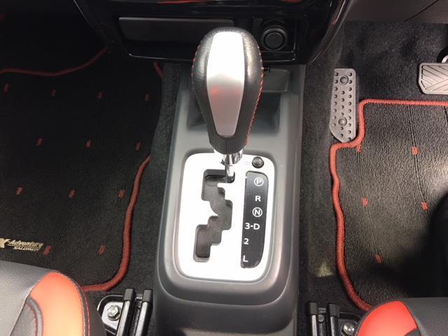 クロスアドベンチャー 4WD ナビ 地デジ ETC 2インチ(7枚目)