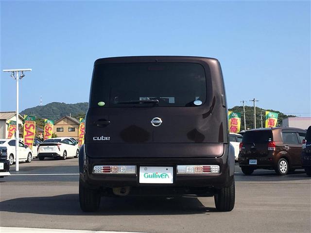 「日産」「キューブ」「ミニバン・ワンボックス」「香川県」の中古車5