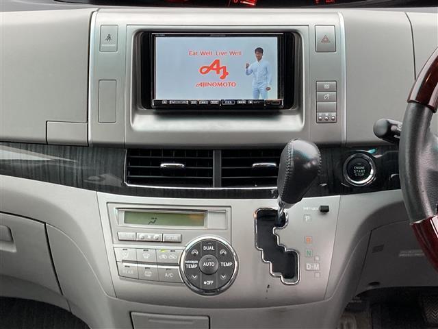 アエラス Sパッケージ アルパインナビ/CD/DVD再生/Bluetooth/フルセグ/AFS/電動格納ミラー/ウィンカー村ーETC/革巻ステアリング/両側電動スライドドア/純正18AW(6枚目)