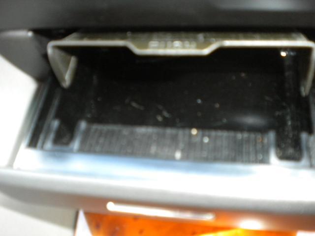 灰皿使用されていません。タバコの嫌な臭いも無く気持ちよくお乗りいただけます。