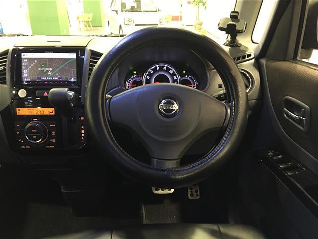 ハイウェイスターリミテッド 4WD 寒冷地仕様 ナビ ETC(18枚目)