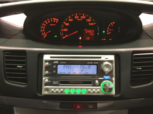 カスタムX LTD 4WD スマートキー オーディオ(10枚目)