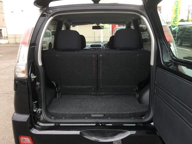 カスタムL 4WD 1オーナー CDオーディオ 背面タイヤ(14枚目)