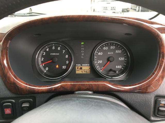 カスタムL 4WD 1オーナー CDオーディオ 背面タイヤ(19枚目)