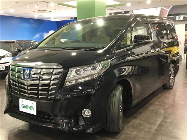 「トヨタ」「アルファード」「ミニバン・ワンボックス」「北海道」の中古車5