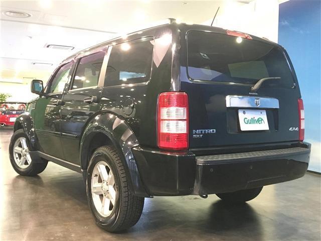 「ダッジ」「ダッジ ナイトロ」「SUV・クロカン」「北海道」の中古車3