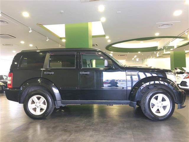 「ダッジ」「ダッジ ナイトロ」「SUV・クロカン」「北海道」の中古車9