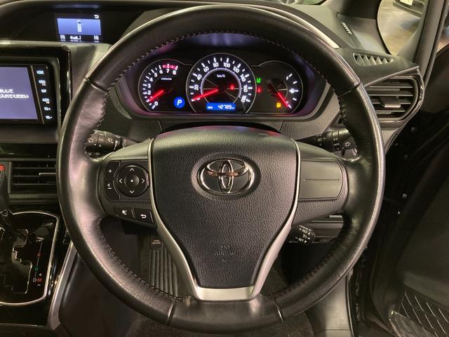 ZS 煌II 寒冷地仕様/4WD/純正SDナビ/フルセグ/LEDヘッドライト/両側パワースライドドア/オートハイビーム/クルコン/トヨタセーフティセンス/ワンオーナー/リヤヒーター/ウィンカーミラーヒーター/VSC(38枚目)