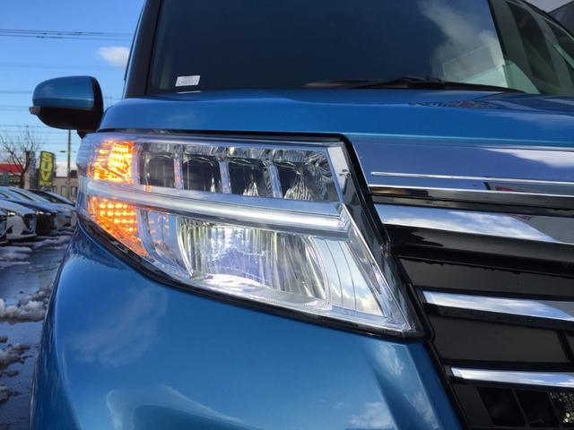 カスタムG 4WD/衝突被害軽減ブレーキ/寒冷地仕様/ドライブレコーダー/社外SDナビ/フルセグTV/バックカメラ/両側パワースライドドア/D席N席シートヒーター/コーナーセンサー/横滑り防止装置(30枚目)