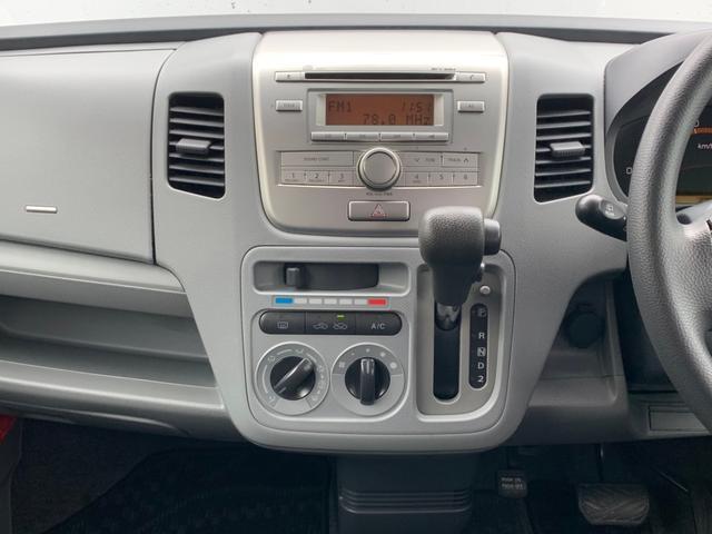FX CD キーレス 13AW バイザー PVガラス エアコン ベンチシート イモビライザー 修復なし タイミングチェーン 整備保証付(12枚目)