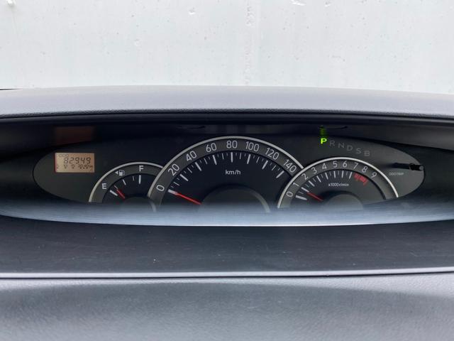 Xリミテッド ナビ パワスラ スマートキー ETC 14AW HID バイザー PVガラス オートAC ベンチシート DVD再生 修復なし タイミングチェーン 整備保証付(37枚目)