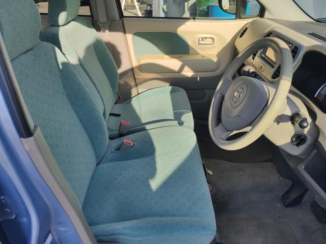 E ワンオーナー ナビ スマートキー オートAC バイザー PVガラス ベンチシート パーキングセンサー 集中ドアロック ABS イモビライザー タイミングチェーン 整備保証付(13枚目)