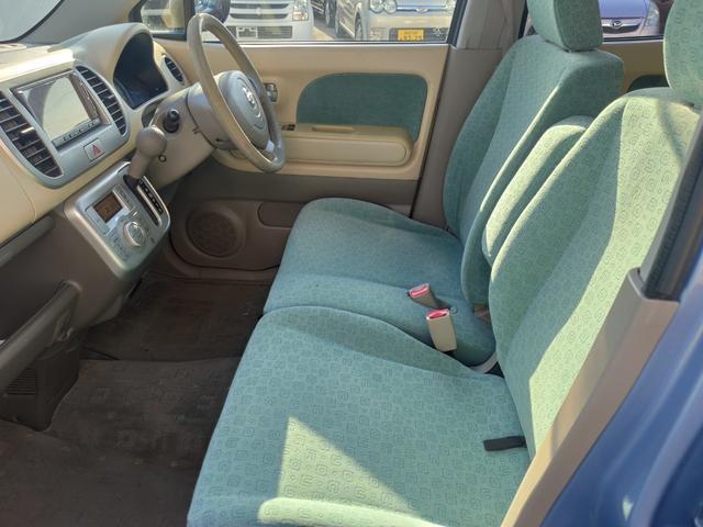 E ワンオーナー ナビ スマートキー オートAC バイザー PVガラス ベンチシート パーキングセンサー 集中ドアロック ABS イモビライザー タイミングチェーン 整備保証付(14枚目)