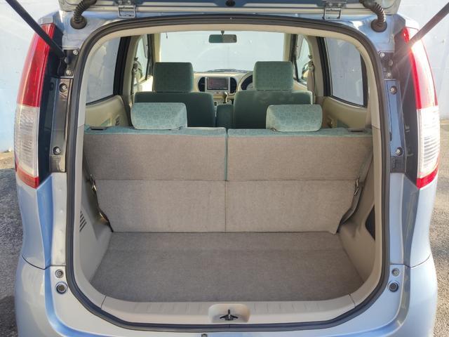 E ワンオーナー ナビ スマートキー オートAC バイザー PVガラス ベンチシート パーキングセンサー 集中ドアロック ABS イモビライザー タイミングチェーン 整備保証付(17枚目)
