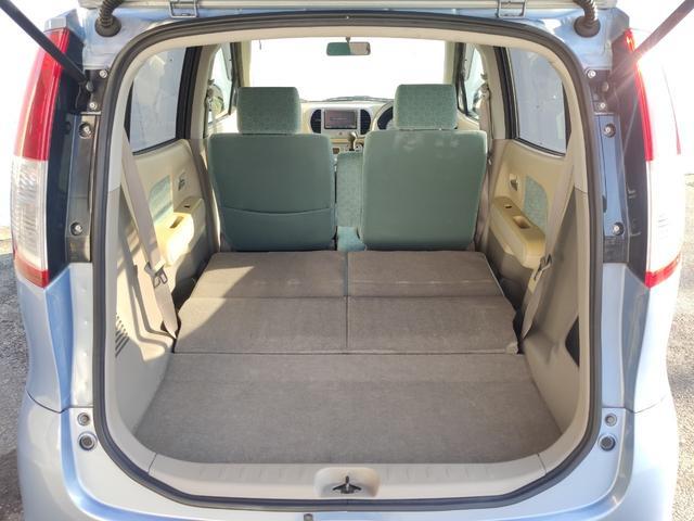 E ワンオーナー ナビ スマートキー オートAC バイザー PVガラス ベンチシート パーキングセンサー 集中ドアロック ABS イモビライザー タイミングチェーン 整備保証付(18枚目)